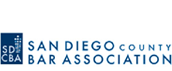 San Diego County Bar Association logo