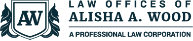 Law Offices of Alisha A. Wood Logo